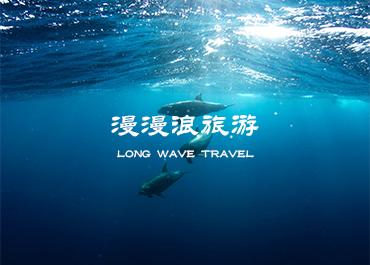 漫漫浪是帕劳旅游网站案例欣赏