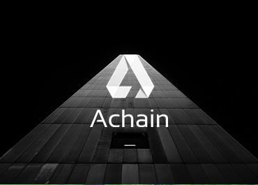 Achain互联网行业网站案例欣赏