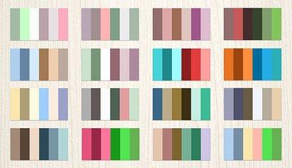 网页设计的配色原则