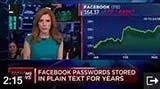 Facebook明文存密码