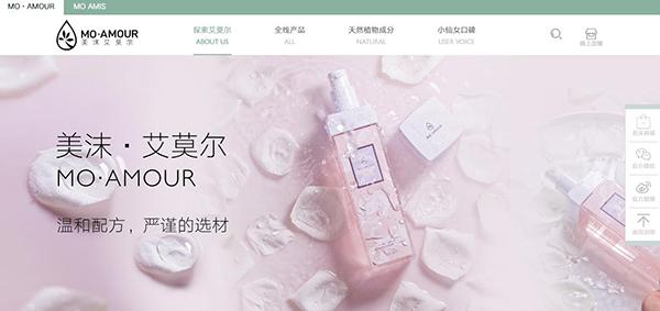 化妆品行业网站应包含哪些功能模块